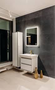 die perfekte deko im badezimmer dunkle badezimmer
