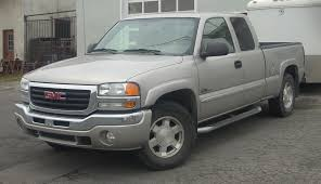 File:'03-'06 GMC Sierra Nevada Edition Extended Cab.JPG - Wikimedia ...
