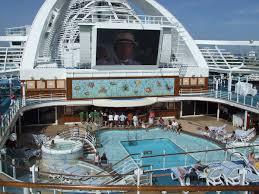Ruby Princess Baja Deck Plan by Ruby Princess Cruise Ship Overview