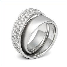 Black Wedding Rings for Him and Her kuherbal
