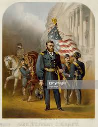 Color Portrait Of Ulysses Grant 1822