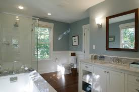 Best Paint Color For Bathroom Cabinets by Relaxing Paint Colors For Your Bathroom Kcnp