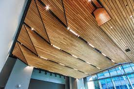 104 Wood Cielings Ce Center Suspended Ceilings Design To Delivery