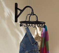 So Much More Interesting The Typical Coat Rack Wall Mount Garment