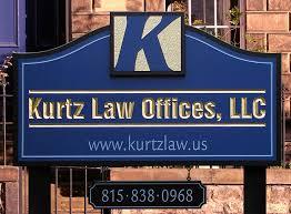 Kurtz Law fices Sign Danthonia Designs USA