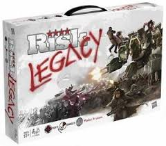 Image Is Loading Hasbro Risk Legacy Board Game New