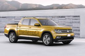 100 Volkswagen Truck 2019 Atlas Pickup Top Speed