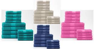 Kohls Bath Towel Sets by Stackable Promo Codes For Huge Savings On The Big One Towel Sets