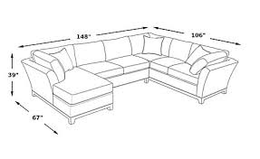 Cindy Crawford Microfiber Sectional Sofa by Cindy Crawford Home Metropolis Cardinal 3 Pc Sectional