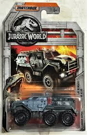 100 Action Truck 2018 Matchbox Jurassic World 2 Armored HobbyDB