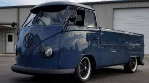 100 Oldride Classic Trucks This VW Type 2 Pickup Is Powered By A TwinTurbo Subaru FlatSix