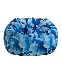 Take A Look At This Blue Camouflage Beanbag Chair Today! | For My ... Amazoncom Cala Life Stuffed Animal Storage Bean Bag Chair Extra Large Soft Canvas Camouflage Zoomie Kids Reviews Wayfair Range Waterproof Beanbags Uk Linens Direct Freeport Park Aurore Durable Camo For Pink Seat Gamers Bedroom Living Room Teen Adults Price Baseball Yellow Blue Junior Walmart Anticrattoria Medium Digital Walmartcom Green Cover Army Military Etsy Flash Fniture Small Solid Light