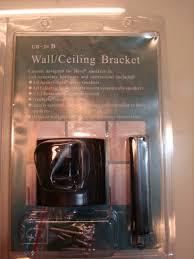 Bose Ub 20 Wallceiling Bracket by Bose Ub 20 Wall Ceiling Bracket Bose Lifestyle 650 Black Bose