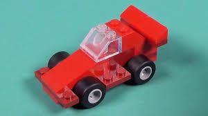 Lego Mini Race Car Building Instructions - Lego Classic 10692