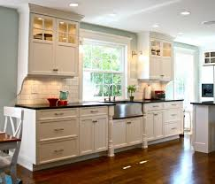 Thermofoil Cabinet Doors Vs Laminate by Kitchen Custom Made Kitchen Cabinets Shaker Style Kitchen