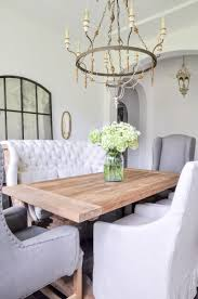 Dining Room Farm Table Three Seating Styles