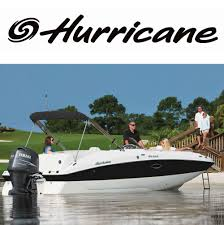 Hurricane Fun Deck 201 by Original Hurricane Boat Parts And Accessories Online Catalog