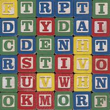 Custom Wooden Letter Blocks for Children 4 Steps with