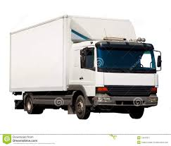 Small Truck Stock Image. Image Of Single, Copyspace, Drive - 15647927