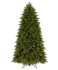 Pre Lit Slim Christmas Tree Led by 8 To 9 Foot Artificial Christmas Trees Tree Classics