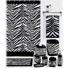 Leopard Print Bathroom Set Walmart by Leopard Bathroom Set Walmart Zebra 15 Piece Bath Set Bath