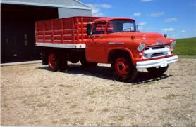 1957 Chevrolet 6400 2 Ton Truck For Sale | AutaBuy.com