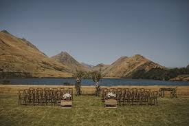 Moke Lake Wedding Queenstown