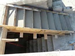 calculer le volume de béton d un escalier