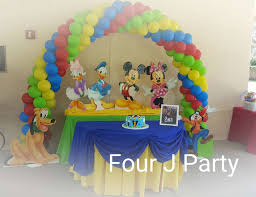 Mickey Mouse Minnie Mouse Birthday