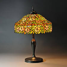 Duffner And Kimberly Lamps by Mosaic Glass Lamps Antique Tiffany Lamps Skinner Auction 2661b