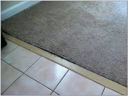 tile to carpet transition schluter tiles home design ideas
