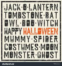 Spooky Tombstone Sayings For Halloween by Scary Halloween Words