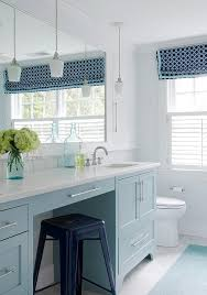 Navy Blue Bathroom Sink Vanity by Turquoise Blue Bath Vanity Cabinets With Navy Blue Tolix Stool