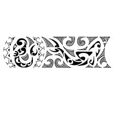 An Armband Polynesian Tattoo With Manaia 600x600