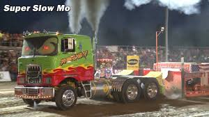 Tractor Pulling Slow Mo Recap: