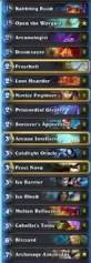 Control Priest Deck Ungoro by Neviilz Decks Archives Hs Decks And Guides
