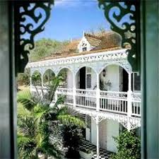 Nostalgia Played A Large Part In Colonial Architecture Around The World From Caribbean To