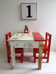 Back Jack Chair Ebay by Antique Vintage Childrens Kids Folding Metal Table And Chair