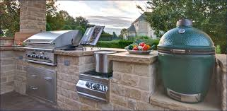 Barbeque Kitchen Design Is One Thing That Many People Search Out There To Enhancing Their Kitchens Outdoor With Big Green Egg