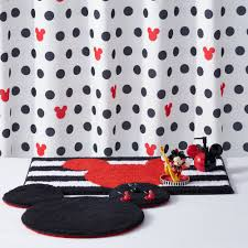 Mickey And Minnie Bathroom Accessories by Disney U0027s Mickey U0026 Minnie Mouse Bath Accessories Collection