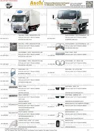 Chinese Truck Body Parts For JAC Light Truck N Series | AsOne Auto ...