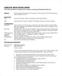 Web Developer Resume Objective Examples Android Templates Full Stack Template Monster Login