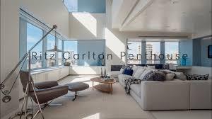 100 Penthouses San Francisco Penthouse At The Ritz Carlton