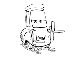 Cars Coloring Pages Printable
