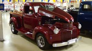 100 41 Chevy Truck 19 Chevrolet Hot Rod Pickup YouTube