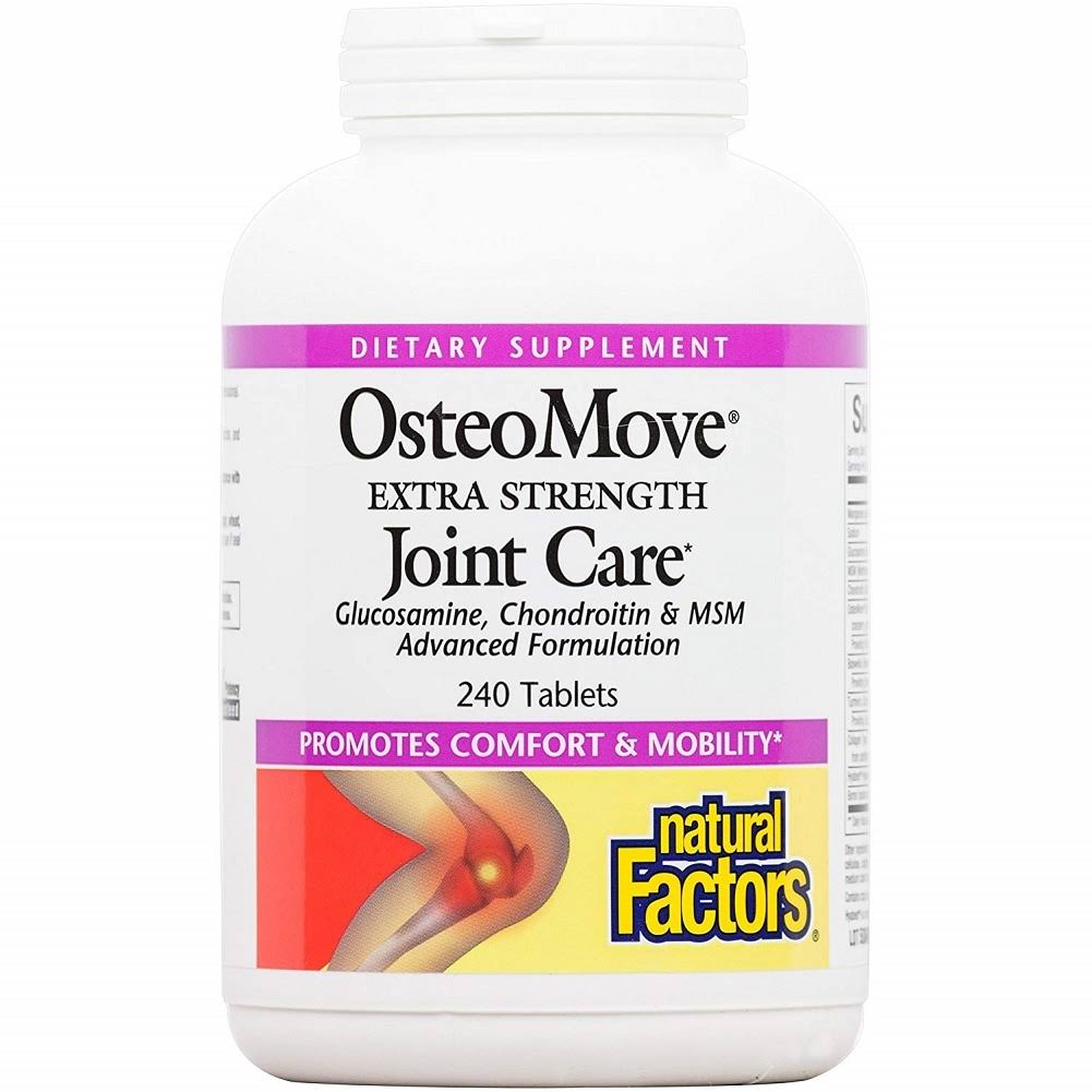OsteoMove Joint Care Natural Factors
