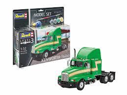 100 Toy Kenworth Trucks Revell 67446 T600 Truck Scale 132 Model Kit