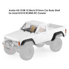 AX 313B 12.3inch/313mm Wheelbase Pickup Body Shell DIY Kit For 1/10 ... Rc4wd 114 Beast Ii 6x6 Truck Kit Towerhobbiescom Amazoncom Kalevel Led Light For Rc Trucks Cars 8 Led Car Tamiya King Hauler Black Edition Rc Tekno Mt410 110 Electric 44 Monster Video Powered Kits Unassembled Rtr Hobbytown E6 Iii Bird Eating Spider Ep 5006 Rcwillpower Mc6 Military Ki Hobby Recreation Products Green1 Wpl B24 116 Rock Crawler Army And Team Associated Ax90053 Axial Rr10 Bomber 4wd Racer C24 24g 2ch Buggy Off Road