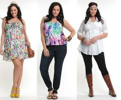 Plus Size Fashion Tips Outfit Ideas