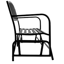 Sunnydaze Decor Black Steel Outdoor Patio Glider Bench Details About Garden Glider Chair Tray Container Steel Frame Wood Durable Heavy Duty Seat Outdoor Patio Swing Porch Rocker Bench Loveseat Best Rocking In 20 Technobuffalo The 10 Gliders Teak Mahogany Exclusive Fniture Accsories Naturefun Kozyard Fleya Smooth Brilliant Outsunny Double How To Tell If Metal And Decor Is Worth Colorful Mesh Sling Black Buy Chairoutdoor Chairrecliner Product On Alibacom Silla De Acero Con Recubrimiento En Polvo Estructura